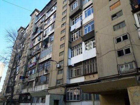 4 otaqlı köhnə tikili - Qaraçuxur q. - 98 m²