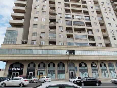 12 otaqlı ofis - Nərimanov r. - 550 m²