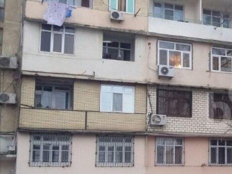 2 otaqlı köhnə tikili - Nizami r. - 45 m²