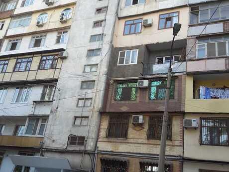 4-комн. вторичка - м. Гянджлик - 98 м²