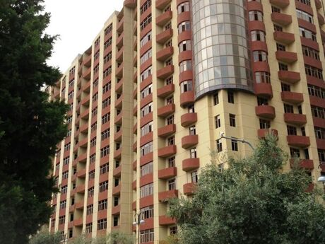 4 otaqlı yeni tikili - Şah İsmayıl Xətai m. - 148 m²