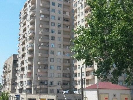 3 otaqlı yeni tikili - Qara Qarayev m. - 126 m²