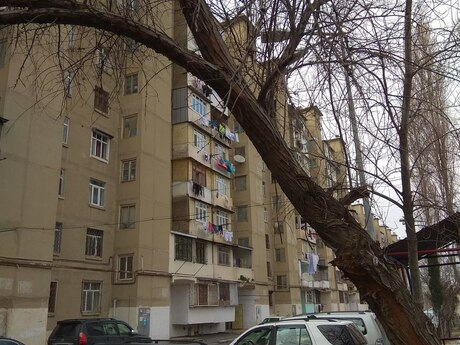 2 otaqlı köhnə tikili - Qaraçuxur q. - 40 m²
