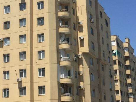2-комн. новостройка - м. Иншаатчылар - 110 м²