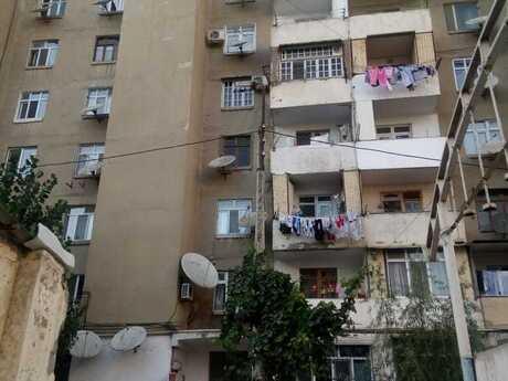 3 otaqlı köhnə tikili - Hövsan q. - 70 m²