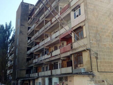 1 otaqlı köhnə tikili - Yeni Günəşli q. - 34 m²