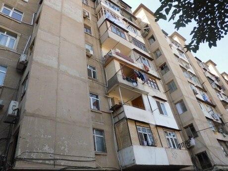 4-комн. вторичка - м. Ахмедлы - 80 м²