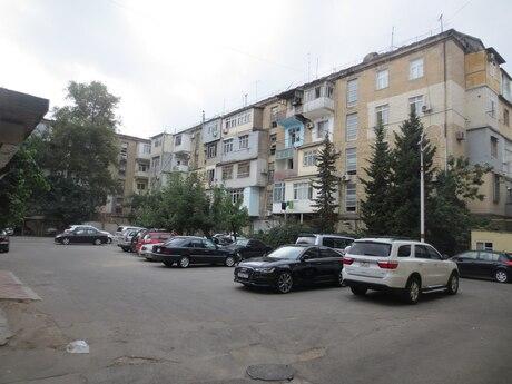 2-комн. вторичка - м. Нариман Нариманова - 62 м²