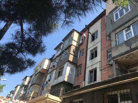4 otaqlı köhnə tikili - Xalqlar Dostluğu m. - 100 m²
