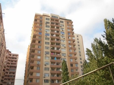 3 otaqlı yeni tikili - Əhmədli m. - 106 m²