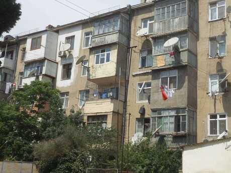 2 otaqlı köhnə tikili - Biləcəri q. - 45 m²