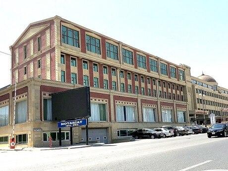 3 otaqlı ofis - Badamdar q. - 100 m²