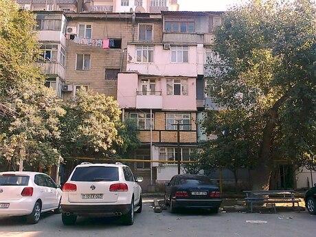 2 otaqlı köhnə tikili - Nəriman Nərimanov m. - 63 m²
