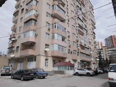 1-комн. новостройка - м. Нариман Нариманова - 28 м²