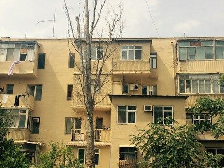 1 otaqlı köhnə tikili - Xalqlar Dostluğu m. - 35 m²
