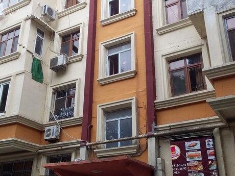 2 otaqlı köhnə tikili - Nəsimi m. - 30 m²