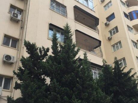 4 otaqlı yeni tikili - Nəriman Nərimanov m. - 212 m²