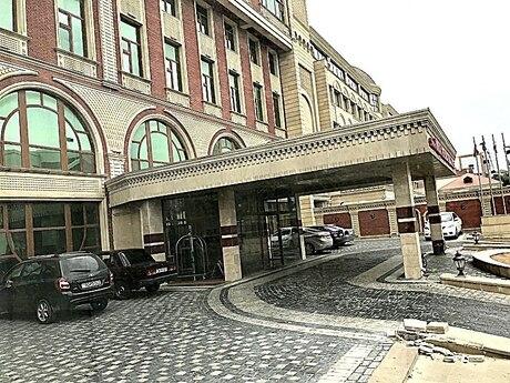 3 otaqlı ofis - Badamdar q. - 110 m²