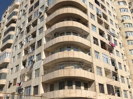 4 otaqlı yeni tikili - Qara Qarayev m. - 162 m²