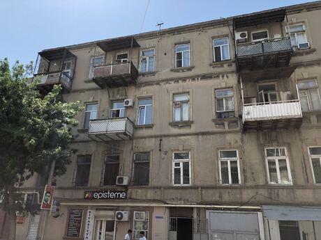 1 otaqlı köhnə tikili - 28 May m. - 41 m²