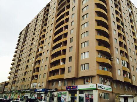 2-комн. новостройка - пос. Бадамдар - 106 м²