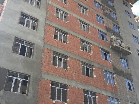 3-комн. новостройка - м. Халглар Достлугу - 100 м²