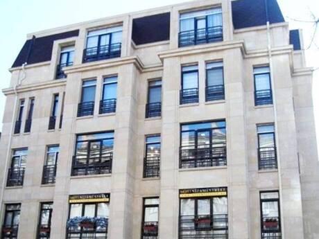 8 otaqlı ofis - Nəsimi r. - 340 m²