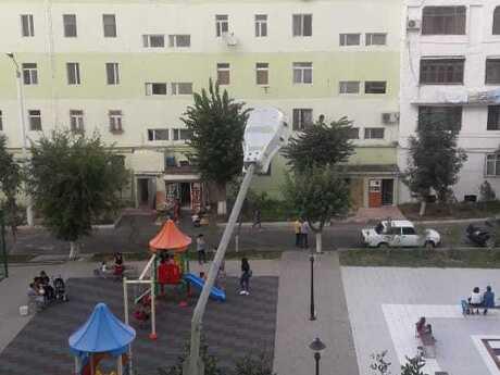 3 otaqlı köhnə tikili - Badamdar q. - 72 m²