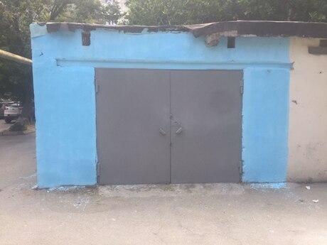 Гараж - Насиминский  р. - 26 м²