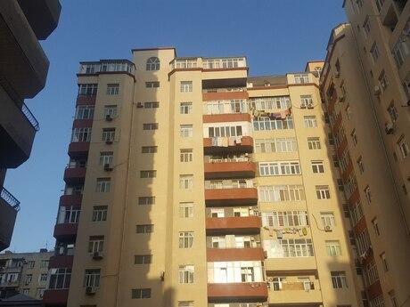 3-комн. новостройка - м. Халглар Достлугу - 98 м²