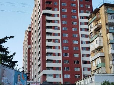 2 otaqlı yeni tikili - Qara Qarayev m. - 89 m²