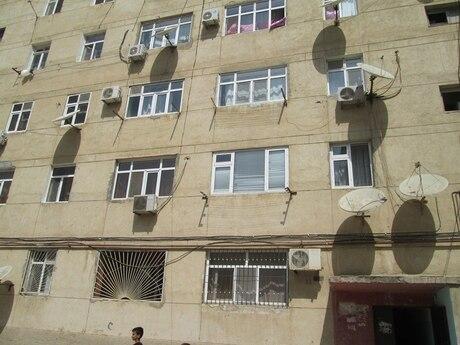 4 otaqlı köhnə tikili - Lökbatan q. - 76 m²