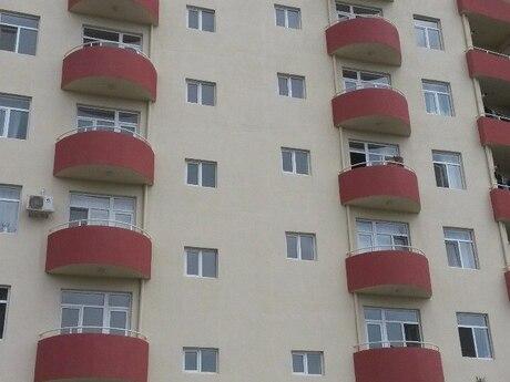1-комн. новостройка - м. Эльмляр Академиясы - 79 м²