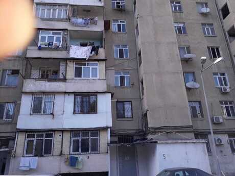 3-комн. вторичка - м. Халглар Достлугу - 72 м²