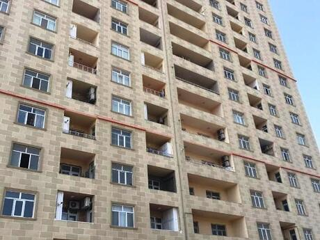 2-комн. новостройка - пос. Бадамдар - 102 м²