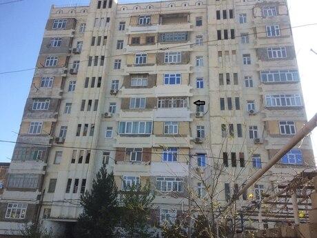 3 otaqlı köhnə tikili - Səngəçal q. - 76 m²
