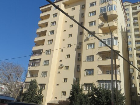 2-комн. новостройка - пос. Бадамдар - 66 м²