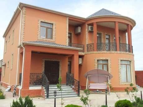 8 otaqlı ev / villa - Şüvəlan q. - 600 m²