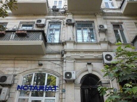 4 otaqlı köhnə tikili - Sahil m. - 118 m²