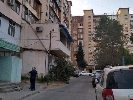 1 otaqlı köhnə tikili - Əhmədli q. - 40 m²