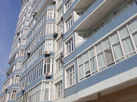4-комн. новостройка - м. Гянджлик - 190 м²