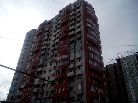 2 otaqlı yeni tikili - Həzi Aslanov m. - 110 m²