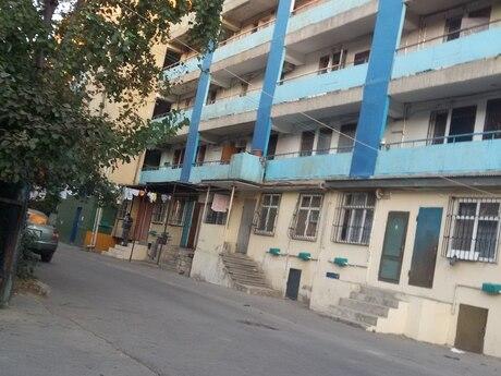 1 otaqlı köhnə tikili - Neftçilər m. - 33.4 m²