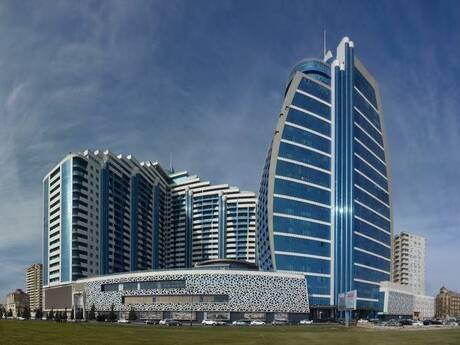 7 otaqlı ofis - Şah İsmayıl Xətai m. - 260 m²