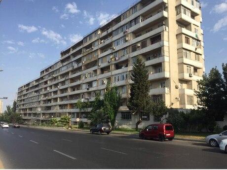 2 otaqlı köhnə tikili - Qara Qarayev m. - 63 m²