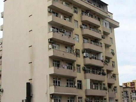 3-комн. новостройка - Насиминский  р. - 111 м²