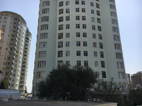 4 otaqlı yeni tikili - Nəsimi r. - 216 m²