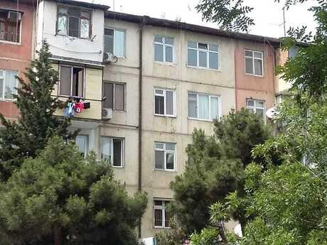 1 otaqlı köhnə tikili - Memar Əcəmi m. - 36 m²