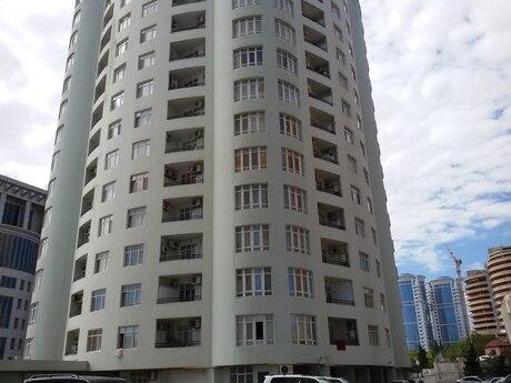 4 otaqlı yeni tikili - Nəsimi r. - 215 m²