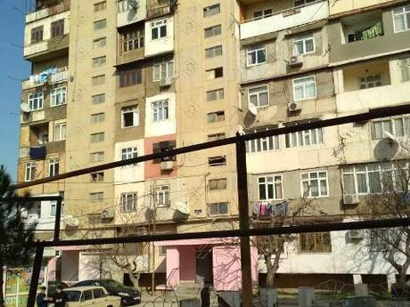 3 otaqlı köhnə tikili - Biləcəri q. - 80 m²